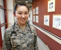 Through Airmen's Eyes: Following dream as American, Academy cadet