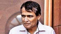 Suresh Prabhu plan to have Shivaji statue at CST violation of his own ministry rule