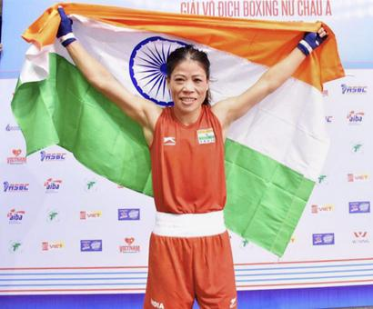 2017, a year of revival for Indian boxing