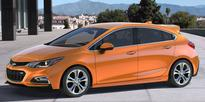 2017 Chevrolet Cruze hatchback: A small car with big potential