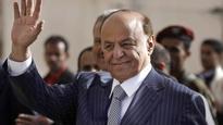 President Hadi Lauds Saudi Exertion on Restoring Legitimacy to Yemen