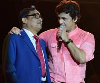 Review: Sonu Nigam performs best show in Dubai yet