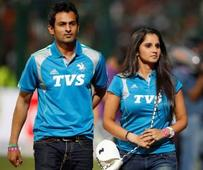 Shoaib Malik's sweet message for Sania Mirza