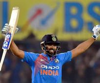Rohit is better batsman than Kohli in limited over cricket: Sandeep Patil