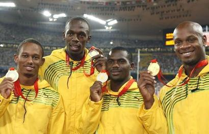 Jamaican sprinter Carter files CAS appeal