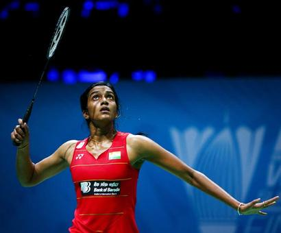 Sindhu, Saina, Srikanth enter quarters at World Championship
