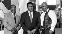 Muhammad ali's death leaves 'great emptiness' for one-time rival george foreman