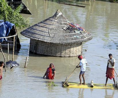 Are Bihar floods a man-made disaster?
