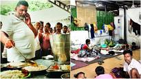Pappu Yadav turns home to sarai for Bihar's needy