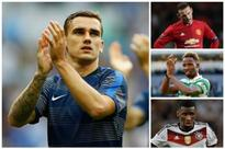 Manchester United face Griezmann competition, Rooney wanted and other transfer rumours