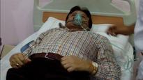 Former Pak president Musharraf briefly hospitalised in Karachi