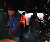 Britain still going loco for iconic Flying Scotsman train