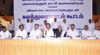 Cauvery issue: Will DMK, VCK join hands?