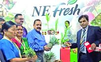 Jitendra visits Northeast Ministrys pavilion at World Food Festival