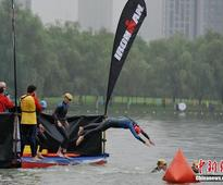 Ironman 70.3 triathlon makes deubt in China