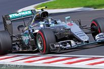 Hungarian Grand Prix: Rosberg STEALS pole from Hamilton  BOTH McLarens in top 10