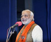 Modi Presses for a SAARC Satellite Following PSLV Launch