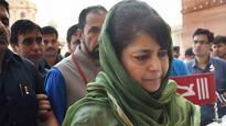 Need to heal the wounds of Kashmiris: Jammu & Kahsmir CM Mehbooba Mufti