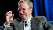 Eric Schmidt is stepping down as the Executive Chairman of Alphabet