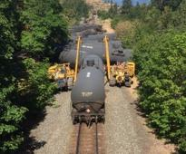 Mosier Derailment Adds Scrutiny To Proposed Vancouver Oil-By-Rail Terminal