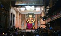 LIVE Darshan & Aarti  Lalbaugcha Raja, Siddhivinayak Temple, Dagddagdusheth halwai ganpati Live Darshan 2016, Day 2
