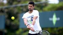 Djokovic to face wildcard