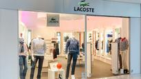 Lacoste China opens Shanghai duty-free outlet