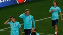 EURO 2016 Update: Modric, Mandzukic to start against Portugal for Croatia