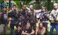 Abu Sayyaf captives beg for help in new video