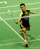 Thomas Cup Badminton C'ship: Lee Chong Wei vs. Toby Penty
