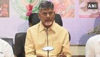 Andhra CM holds review meeting with Capital Region Development Authority