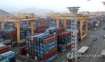 S. Korea's economic growth falls behind fast-expanding OECD members