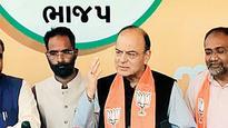 Gujarat elections 2017   New finance regulation bill on the cards: Arun Jaitley