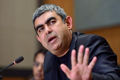 Can't do my job while defending malicious attacks: Sikka