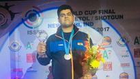 ISSF World Cup: Sangram Dahiya wins silver, bronze for Amanpreet