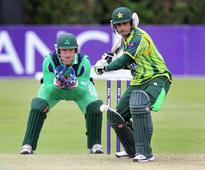 Kevin sparkles as Ireland, Pakistan ODI ends in tie