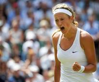 Wimbledon 2017: Victoria Azarenka beats British wildcard Heather Watson, Kei Nishikori ousted