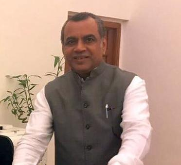 'Get well soon': Paresh Rawal to Hamid Ansari over 'Muslims insecure' remark