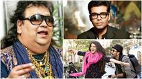Bappi Lahiri is NOT upset with Karan Johar for making fun of his 'Taaki' song in ADHM