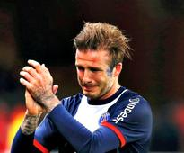 Tearful Beckham Bids Farewell to Paris
