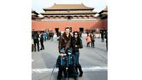 Celina Jaitley goes to China