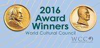 2016 World Cultural Council Awards