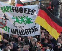 Rightwing demonstrations spread across Germany