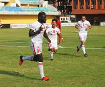 I-League 2017: Aizawl FC down Churchill Brothers to return to top of table