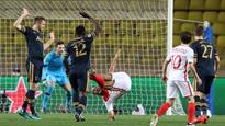 Champions League: Monaco qualify and put Tottenham Hotspur out with 2-1 win