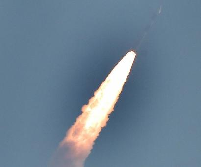 ISRO launches its 100th satellite, says 'new year gift'