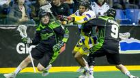 Vancouver Stealth upset Saskatchewan Rush with 14-12 win
