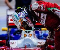Vettel's Confidence Increases As Ferrari Plan Update