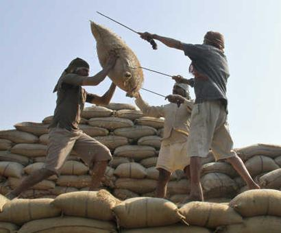 India to seek foodgrain stockpiling solutions at WTO
