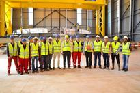 Prince of Monaco visits ITER for second time